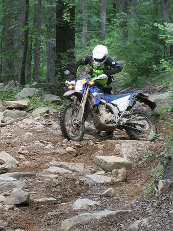 July 2014 Allegheny National Forest Trip