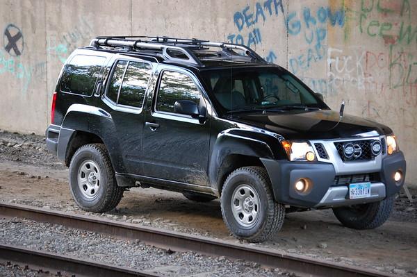 Nissan Xterra modifications