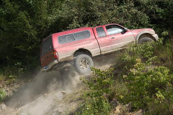 July 2015 4WD Wills Creek