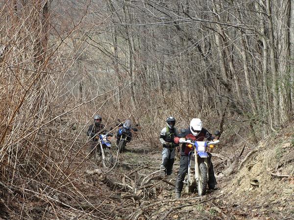 April 2014 T-County Ride